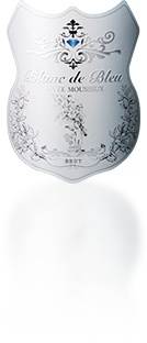 Blanc de Bleu label
